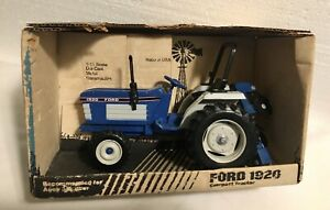 Ford 1920 Compact Tractor And 2-bottom Plow. Special Edition by Scale Models