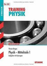 Training Physik / Grundwissen Physik - Mittelstufe 1 für... | Buch | Zustand gut