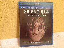 SILENT HILL REVELATION BLU-RAY + DVD + DIGITAL 2012 HORROR CHILLER MOVIE NEW