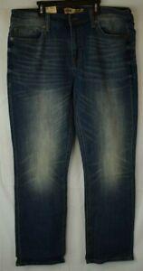 Seven7 Jeans - Men's Denim Jeans - Straight Fit - Size: 36W x 30L - New w/Tags