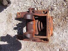 Allis Chalmers WD WD45 45 tractor AC main anchor mount bracket fr draw bar hitch