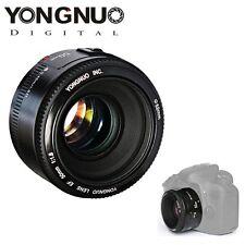 Yongnuo YN 50mm F/1.8 1:1.8 AF HD Standard Prime Lens for Canon DSLR Cameras AU