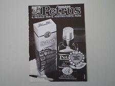 advertising Pubblicità 1973 AMARO PETRUS  BOONEKAMP