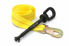STECK I-Bolt Universal Tow Eye w/ Safety Strap 71490