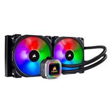 Corsair Hydro Series H115i RGB PLATINUM 280mm Liquid CPU Cooler Heatsink Fan