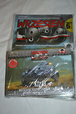 German Light Armoured Car Kfz 13 & Booklet First to Fight 6 1/72