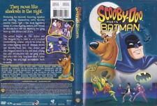 DVD:   SCOOBY-DOO MEETS BATMAN
