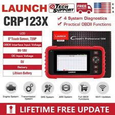 2020 LAUNCH X431 CRP123X OBD2 Diagnostic Scanner Car Auto Fault Code Reader WiFi