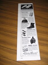 1965 Print Ad Eddie Bauer Expedition Outfitter Sleeping Bags,Boots Seattle,WA