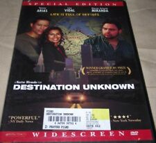 """DESTINATION UNKNOWN"" STARRING LISA VIDAL YANCEY ARIAS DVD CLASSIC DRAMA"