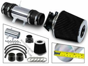Short Ram Air Intake Kit+BLACK Filter for 95 Nissan Pickup /91-95 Pathfinder 3.0