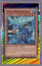 Ninja Dragon Bleu REDU-FR083 Eau Serpent de Mer Effet Niveau 5 YGO
