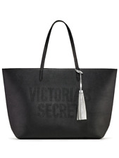 NEW/SEALED Victoria's Secret Laser-Cut Logo Tote Holiday 2019
