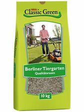 Classic Green Rasensamen Berliner Tiergarten 10kg Grassamen *** MEGAPREIS ***