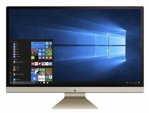 """ASUS Vivo V241FAK-BA277T 23.8"""" FHD AIO Desktop PC i7-8565U 8GB 1TB+512GB W10"""