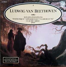 Encyclopédie Apha n°4 - Beethoven - Sonates Pour Piano - Vinyl LP 33T