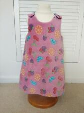 Handmade one of a kind Toddler Pinafore Dress Age 1-3yrs