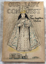 Our Lady of the Conquest by Fray Angelico Chavez Signed