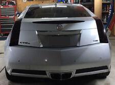 2011-2014 CTS Coupe vinyl smoked overlay kit tints tail lights (10 piece kit)