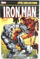Iron Man Epic Collection Duel of Iron Rhodes Tony Stark  Marvel Comics New TPB