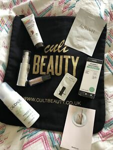 cult beauty bag Plus Goodies