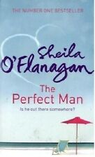 SHEILA O'FLANAGAN ___ THE PERFECT MAN ___ BRAND NEW BEACH COVER ____ FREEPOST