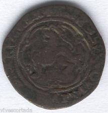 Carlos 1º 4 Maravedis Santo Domingo 1516/56 SP @ BELLA