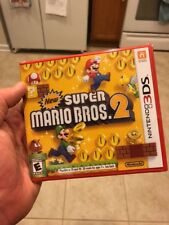 New Super Mario Bros. 2 (Nintendo 3DS, 2012) Brand New and Factory Sealed