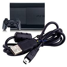 USB Charger Charging Cable Cord for Sony Playstation 3 PS3 Controller Gamepad M