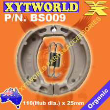 REAR Brake Shoes for Yamaha TY 80 1983-