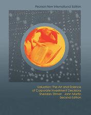 Valuation 2nd Edition by John D. Martin, Sheridan Titman (AC)