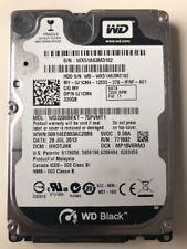 "Western Digital Scorpio Black 320GB 7200RPM 2.5"" Laptop HDD WD3200BEKT (01JCM4)"