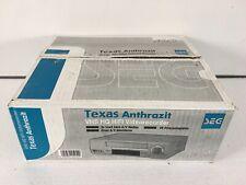 Seg Texas ANTRACITE VHS-video recorder NUOVO in OVP NEW, 2 ANNI GARANZIA