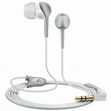 Genuine Sennheiser CX-200 STREET II STREET2 Dynamic Earphone Headphone White