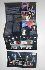 Queen Postage Stamps UK issue Presentation Pack Freddie Mercury