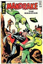 MANDRAKE The MAGICIAN #5 by King   NM  (9.4)  Brick Bradford!  HIGH GRADE! 1967