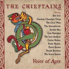 Voice of Ages [Digipak] by Chieftains (The) (CD, Feb-2012, Hear Music)
