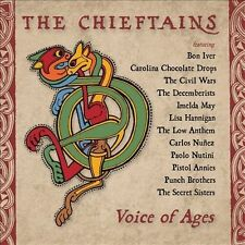 Voice of Ages by The Chieftains (CD, Feb-2012, Hear Music)