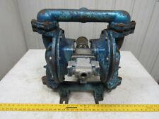 Sandpiper Eb1-1/2-M Type Tb1-1 Air Operated Dual Diaphragm Pump Tested !