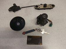86 SUZUKI GS 550 GS550EF Gs550 gsx550ef Genuine Ignition Key Switch Cap Lock Set