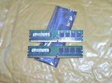 Samsung 1GB (512MB x 2) DDR2 SDRAM 400MHz matched pair PC2-3200 M378T6553CZ3-CCC
