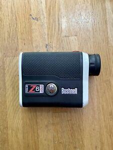 Bushnell Tour Z6 Jolt Golf Rangefinder