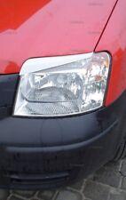 Böser Blick Scheinwerferblenden für Fiat Panda 2003-12 Blenden - Tuning-Palace