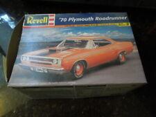 Revelle  70 Plymouth Roadrunner  opened box