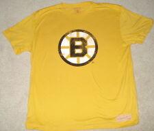 Boston Bruins Mitchell & Ness Tee Shirt Size Small
