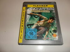 PlayStation 3 PS 3  Uncharted: Drakes Schicksal
