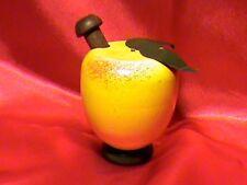 Wooden~Muller Olbernhau Smoker~Incense Burner-Fruit-Pear-Erzgebi rge Germany