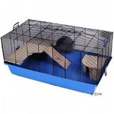 Petite Cage hamsters russe Hamster Souris gerbilles profonde plateau Extras Cadeau