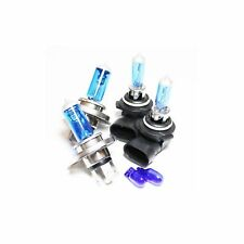 Chrysler Sebring 55w ICE Blue Xenon HID High/Low/Fog/Side Headlight Bulbs Set