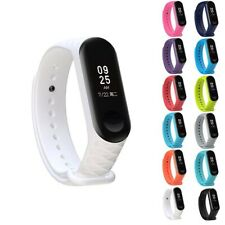 Fashion Original Silicon WristBand Bracelet Wrist Strap for XIAOMI MI Band 3